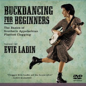 Buckdancing for Beginners by Evie Ladin